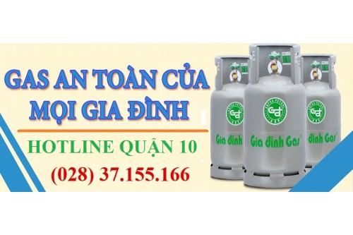 Cửa hàng Gas Bình Minh Quận 10