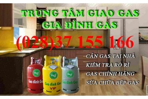 Cửa hàng Gas Bình Minh Quận 8