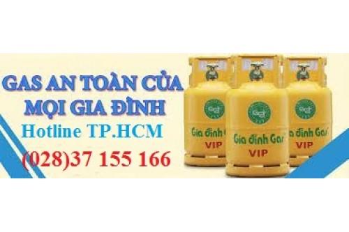 Cửa hàng Gas Bình Minh Quận Gò Vấp