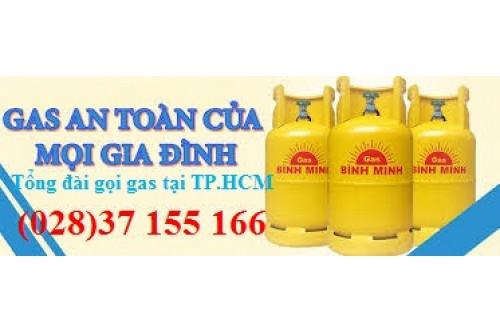 Cửa hàng Gas Bình Minh Quận Bình Thạnh