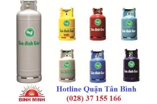 Cửa hàng Gas Bình Minh Quận Tân Bình
