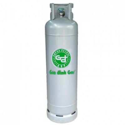Gas gia đình xám 45kg