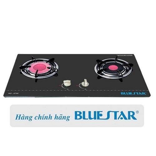 Bếp Gas Âm Hồng Ngoại Siêu Tiết kiệm Gas Bluestar NG-6750C