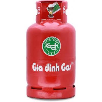Gas gia đình đỏ