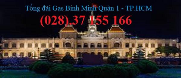 Số điện thoại gas Binh Minh quận 1