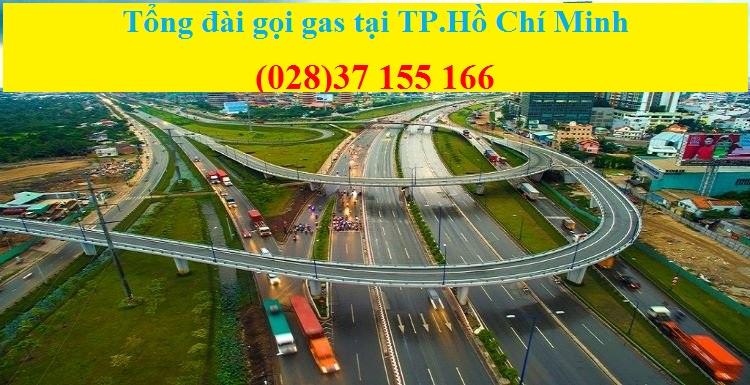 Số điện thoại Gas Bình Minh Quận 2
